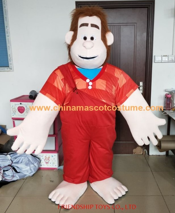 outlet store ce682 b0019 Wreck-It Ralph character mascot costume