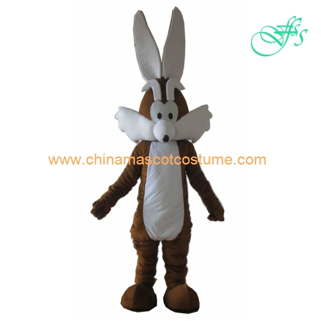 Animal plush costume, animal costume, animal mascot