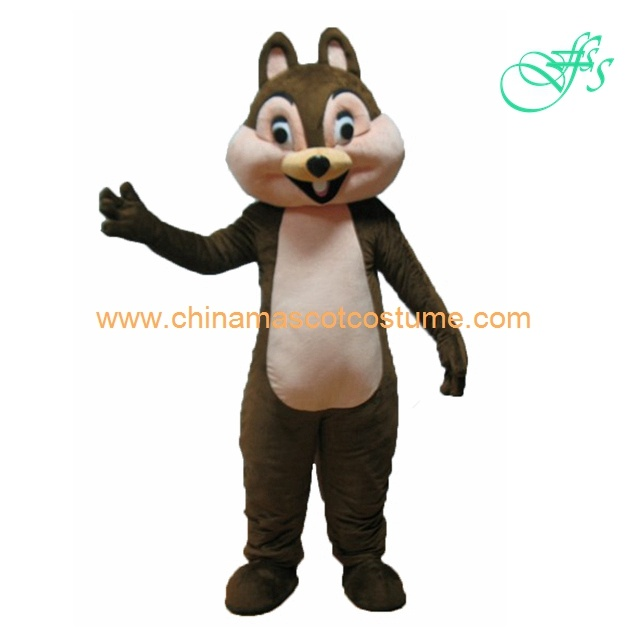 Squirrel mascot, Squirrel costume, Squirrel mascot costume