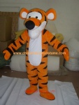 The tiger movie mascot costume, Ronny Turiaf character costume