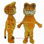 Garfield cat animal costume