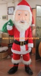 Santa Clause party mascot costume