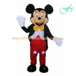 Mickey mouse character mascot costume