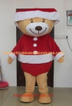 Christmas Teddy bear animal costume