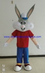 Looney Tunes characters mascot costume