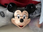 Fiberglass Mickey Mouse Head