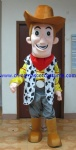 Toy Story, Woody disney mascot costume