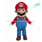 Mario mascot costume, China supplier of Mario mascot costume