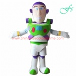Adult age group Buzz light year cartoon mascot costume
