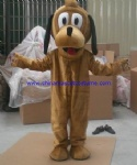 Pluto dog promotion mascot costume