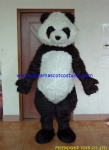 Lovely panda animal mascot costume
