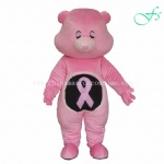 Care bear cartoon mascot costume