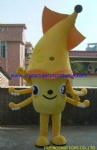 The octopus sea animal mascot costume