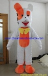 Mr Dog animal mascot costume