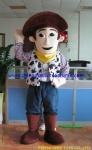 Woody Disney mascot costume