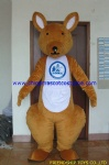 Kangaroo animal mascot costume